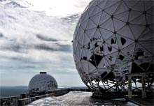 Teufelsberg – NSA Field Station