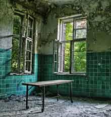Beelitz – Frauenlungenheilstätte
