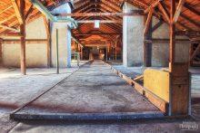 Dachboden Kegelbahn