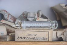 Arterien Abbinder