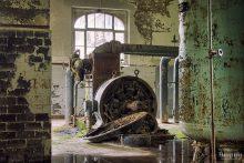 Destroyed Machine