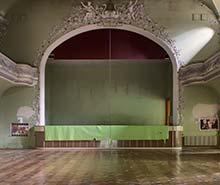 Der grüne Ballsaal