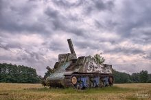 Panzerhaubitze M7B2 Priest